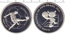 Каталог монет - монета  Бразилия жетон