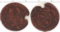 Продать Монеты Брабант 1 лиард 1596 Медь