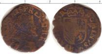 Продать Монеты Брабант 1/2 лиарда 0 Медь