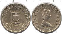 Каталог монет - монета  Остров Джерси 1 фунт