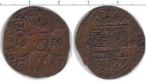 Продать Монеты Брабант 1 лиард 1614 Медь