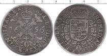Каталог монет - монета  Испанские Нидерланды 1/2 патагона