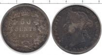 Каталог монет - монета  Канада 50 центов