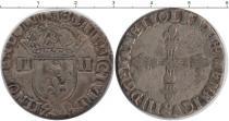 Каталог монет - монета  Франция 1 тестон