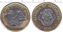 Каталог монет - монета  Сейшелы 10 рупий