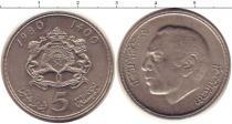 Каталог монет - монета  Тунис 5 динар