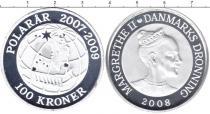 Каталог монет - монета  Дания 100 крон