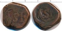 Каталог монет - монета  Цейлон 1/4 стюбера
