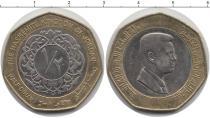 Каталог монет - монета  Иордания 1/4 динара