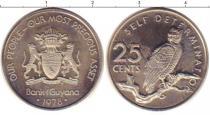 Каталог монет - монета  Гайана 25 центов