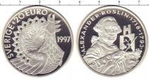 Каталог монет - монета  Швеция 20 евро