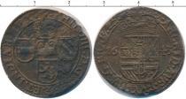 Продать Монеты Брабант 1 лиард 1643 Медь