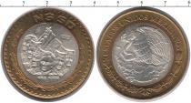 Каталог монет - монета  Мексика 50 песо