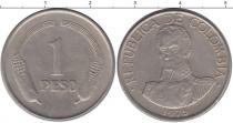 Каталог монет - монета  Чили 1 песо