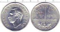 Каталог монет - монета  Канада 5 центов