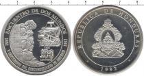 Каталог монет - монета  Гондурас 100 лемпир