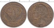 Каталог монет - монета  Того 2 франка