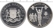Каталог монет - монета  Сомали 250 шиллингов