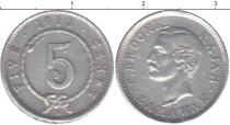 Каталог монет - монета  Саравак 5 центов