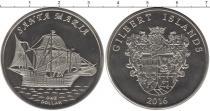 Каталог монет - монета  Кирибати 1 доллар