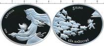 Каталог монет - монета  Латвия 5 лат