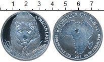 Каталог монет - монета  Чад 5000 франков