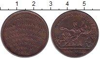 Каталог монет - монета  США 1 цент