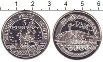 Каталог монет - монета  Бельгия 5 евро