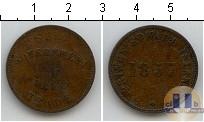 Каталог монет - монета  Остров Принца Эдварда 1/2 пенни