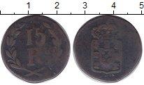 Каталог монет - монета  Португальская Индия 15 рейс