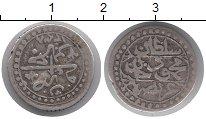 Каталог монет - монета  Алжир 1/8 буджу