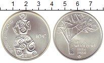 Каталог монет - монета  Финляндия 10 евро