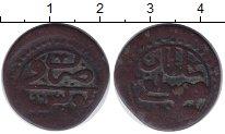 Каталог монет - монета  Тунис 3 бурба