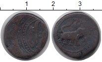 Каталог монет - монета  Майсор 1/2 пайса
