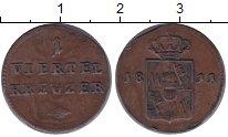 Каталог монет - монета  Вюрцбург 1 крейцер