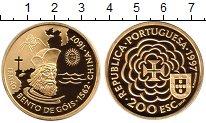 Каталог монет - монета  Португалия 200 эскудо
