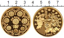 Каталог монет - монета  Франция 50 евро