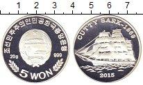 Каталог монет - монета  Северная Корея 5 вон
