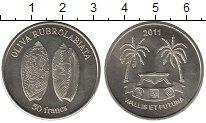 Каталог монет - монета  Океания 50 франков