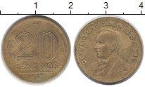 Каталог монет - монета  Бразилия 20 сентаво