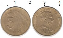 Каталог монет - монета  Уругвай 5 песо