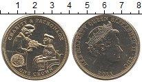 Каталог монет - монета  Тристан-да-Кунья 1 крона