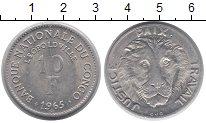 Каталог монет - монета  Конго 5 франков