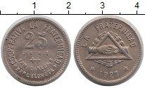 Каталог монет - монета  Барселона 25 сентим