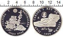 Каталог монет - монета  Испания 10000 песет