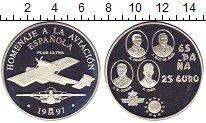 Каталог монет - монета  Испания 25 евро