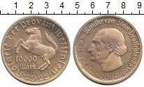 Каталог монет - монета  Веймарская республика 10000 марок
