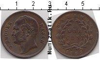 Каталог монет - монета  Саравак 1 цент