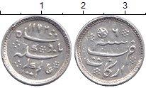 Каталог монет - монета  Мадрас 1/4 рупии