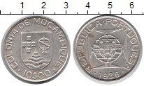 Каталог монет - монета  Мозамбик 10 эскудо